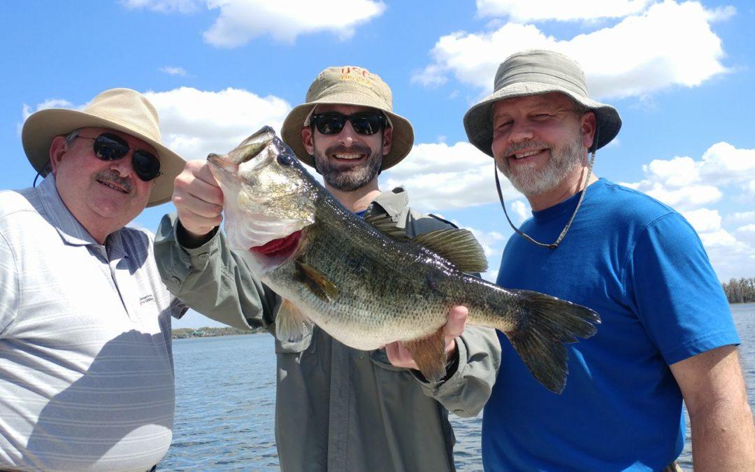 Marathon Bass Fishing