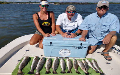 Mosquito Lagoon Trout Fishing Charter in North Florida