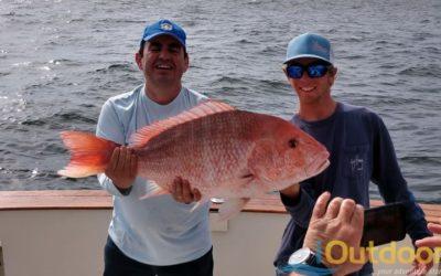 Marathon Beach Fishing Charter While Offshore and Inshore Fishing